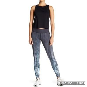 Vimmia Snake Print Leggings  Workout Pant